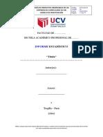 Guía de Productos Observables de Las Experiencias Curriculares Eje Del Modelo de Investigación