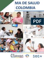 Cartilla de Salud de Cundinamarca
