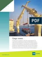 TTs Cranes Cargo
