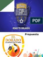 Selectivo 2016 Disney Cup