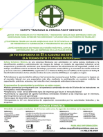 Safety Solutions Poster
