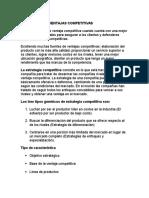 Estrategias y Ventajas Competitivas (1)