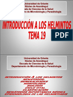 Clase 19 Intro Helm 22 Trichiuris Enterob