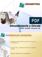 Circunferencia y C Rculo 1.0