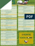 Agenda Seminario de Gerencia Deportiva 2016