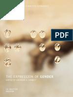 (Expression of Cognitive Categories 6) Greville G. Corbett (Ed.)-The Expression of Gender-De Gruyter Mouton (2013)