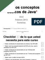 1-Algunos Conceptos Basicos de Java