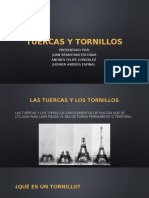 Tuercas y Tornillos Fin