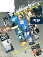 GE Lighting Systems Product Catalog 12-1985