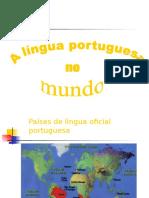 Lingua Portuguesa No Mundo