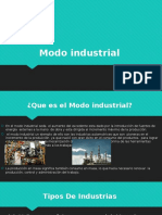 Modo Industrial