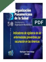 Presentacion Indicadores_vigilancia Oms