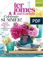 Better Homes and Gardens - June 2016