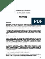 Trabajo por Proyectos en la Clase de Inglés.pdf