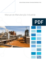 WEG Manual de Manutencao Industrial 50021433 Catalogo Portugues Br