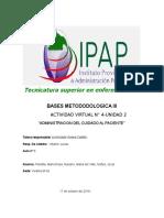 Bases Metododologica III Ultimo Trabajo