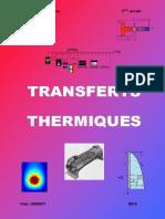 Cours Des Transferts Thérmiques