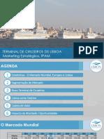 Apresentação Lisbon Cruise Terminals