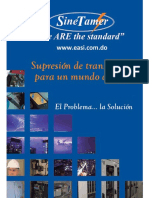 Brochure - Sinetamer (Espanol)