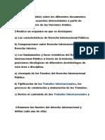 Derecho Internacional Tarea 1