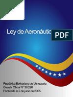Ley de Aeronautica Civil