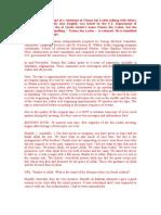 Bin Laden Videotape Transcript
