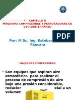 Capitulo II Maq. Compresoras