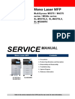 SVC Manual M53x0 M4370 Eng
