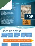 Historia Del Ventilador