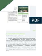 Geografia Resumo Agricultura ( Objetivos)