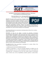 Artigo v Siget 2009 Costa Bevilacqua