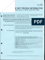 GE Lighting Systems Price Book - Trade Net 1985