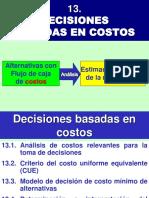 s13_decisiones Basadas en Costos