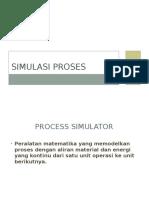 Simulasi Proses