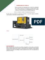 Compresores de Tornillo- Axial