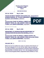 01. Pasong Bayabas Farmers Association, Inc. v. CA GR No. 142359, May 25, 2004