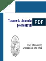 Tratamento Clnico Da Sndrome Pr-menstrual Modo de Compatibilidade