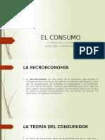 Teoría Del Consumo