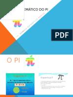 Símbolo Matemático Do Pi