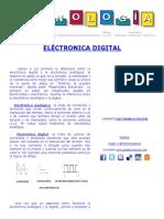 Electronica Digital Principios Basicos