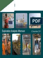 PremierOil ExplorationPresentation Dec2011 Part1