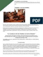 Servindi - Servicios de Comunicacion Intercultural - La Cumbre Es de Los Pueblos y No Los Estados - 2016-11-19