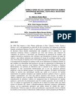 Artículo Química Verde