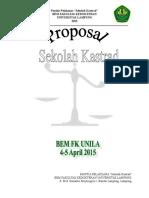 Proposal Kastrad