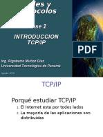 Clase 2 TCP-IP