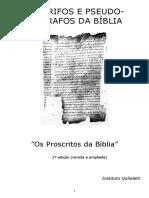 Cristianismo - Todos  os Apócrifos Inclusos na Bíblia Católica e Proscritos Rejeitados(Portugues BR).pdf