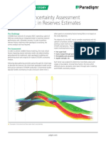 Jacta Geological Uncertainty Assessment 2015(1)