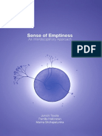 Junichi Toyota, Pernilla Hallonsten, Marina Shchepetunina-Sense of Emptiness_ an Interdisciplinary Approach-Cambridge Scholars Publishing (2012)