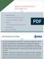 PLANEAMIENTO ESTRATÉGICO DEL SIMA PERÚ.pptx