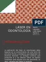 Laser en Odontologia